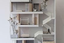nejmenší byty, příprava modelu