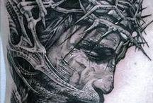 tatoo jesus