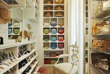 Closets organization