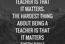 Teacher's Inspiration
