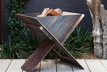 Home: Garden / Fire pit; bench seat, L shaped bench seat; bbq bench