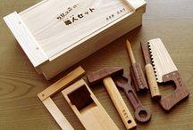 Giocattoli in legno - Wooden toys