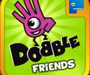Dobble Friends / The best-selling card game Dobble is back in a CRAZY NEW MOBILE game where you can challenge all your friends ONLINE! Get ready to see douuuuble! (iOS)