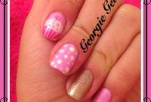 Georgie Gels / All my work :)