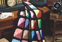 Crochet - afghans / by Cheryl Hoover
