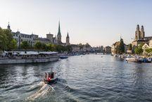 Was gibt es in der Umgebung vom Romantik Hotel Europe in Zürich? / Unsere Hotellage bietet verschiedene Möglichkeiten einen spannenden Tag zu planen. Hier nur ein paar Beispiele.