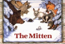 The Mitten by Jan Brett Ideas