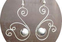 fil de fer bijoux