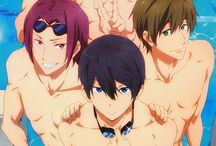 Free! -anime about swimming