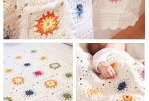 Crocheting-for baby