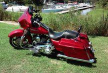 My newest toy,  2012 Harley Davidson Street Glide