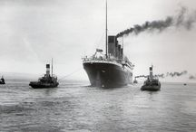 Titanic story - maiden voyage - Príbeh Titaniku - panenská plavba / Titanic