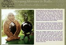 Mirrors and balls