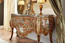 Modenese Gastone / Modenese Gastone Luxury Classic Furniture - классическая мебель ручной работы из массива дерева, превосходное сочетание качества и характерный стиль Made in Italy. Технология изготовления ручным способом мебели Modenese Gastone передается от отца к сыну с 1818 года. Мебель отличается ценными отделками, роскошью инкрустации и резьбы, исключительно ручной росписью, выбором ценных тканей, а также тщательным выбором пород дерева и материалов высшего сорта. http://www.modenesegastone.com