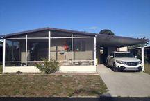 Maison mobile à louer, Fort Pierce, Floride