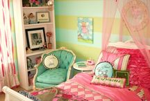 Kid's Room Ideas / by Rachael Knight