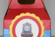 Thomas party favours / Party favours