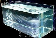 Aquariums / Custom Made Plexiglas / Perspex /  Acrylic Aquariums