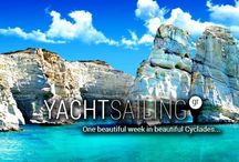 1 Week Route Suggestion to Cyclades / A beautiful sailing route to Cyclades!