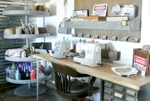 Sewing room / office