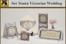 Set nunta Victorian Wedding
