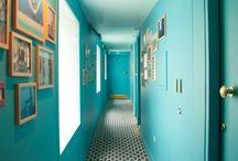 Hotel interiors / Εσωτερική διακοσμηση