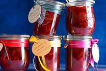 jams and preserves / by Jennifer Tough