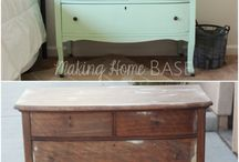Pintar muebles antiguos