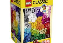 LEGO Special Exclusive Item / LEGO Classic 10697-XXXL Large Creative Box, BRAND NEW, SPECIAL EXCLUSIVE ITEM  Age: 4+ With 1.500 PCs 39 assorted colors Year Released: 2015