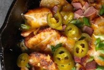 Chilli recipes / good looking food with chilli or worthy of a good dose of Frankton Heat