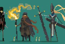 Game Pixel Art