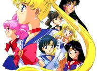 Sailor Moon Characters / My favourite characters from the manga and anime series by Naoko Takeuchi, Sailor Moon.