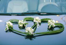 samochody na ślub