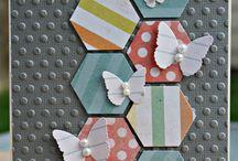 Kaarten vlinders