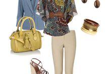 Clothes & Styles I Like / by Lisa Major-Doyle