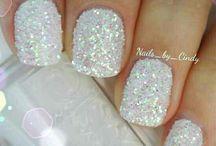 glitter/sparkles