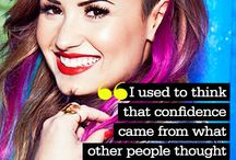 Demi inspirational quotes
