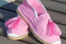 Alpargatas y zapatillas