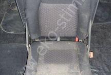 Ford Galaxy - usuwanie pleśni z foteli