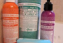Less Toxic Home & Body / Where it's okay to eat your lotion....