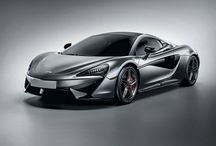 MCLAREN 570S / British producer divulge McLaren sports car series, 570S Namely previously dubbed as a sports car series.