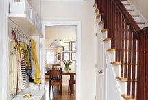 Entree escalier