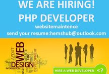 #PHP Developer with good knowledge of #Core PHP,#Wordpress and min 2 year exp.