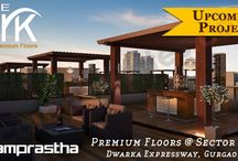 Ramprastha Builder  / Ramprastha The ARK Gurgaon comprises of low rise premium floors which are completely luxurious and holds in itself a better investment opportunity. Being positioned in a very prime area Sector 37 D Gurgaon, these floors offer a short access from Dwarka Expressway & National Highway - 8 to all the primary points of Delhi and National Capital Region. Convenient shopping arcades, renowned schools, prominent health care centers etc.