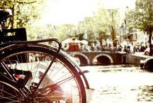 La ciudad de las bicicletas, Amsterdam!