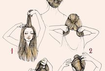 Hair - Up Dos