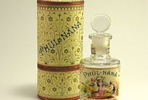 Phul - Nana (Grossmith)  / Originally launched in 1891, this fragrance was one of the pioneer's in the 'Oriental' family. The nose behing Phul-Nana is Trevor Nicholl and the name means 'Lovely Flowers'.  Top notes include Bergamot, Orange and Neroli. In it's heart are ylang yang, tuberose and geranium. The base notes contain vanilla, opoponax, benzoin, patchouli, cedar, sandalwood and tonka bean.