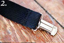 - LES BRETELLES DE PAPA- / Suspenders for daddy