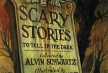 Scary Books for Kids / Get in the mood for Halloween with these spooky reads