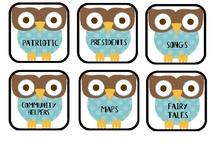 ~Classroom Labels & Freebies